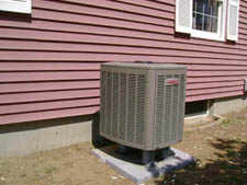 AC Installation in Massachusetts