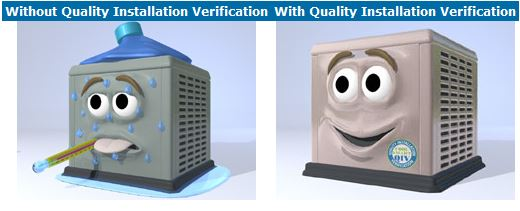 Without Quality Installation Verification