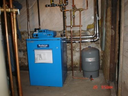 Buderus Boiler Equipment - Air Conditioning and Heating Contractor ...