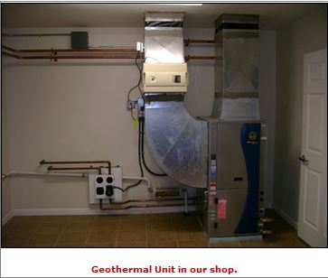 Geothermal Heating Amp Cooling Waterfurnace Installation